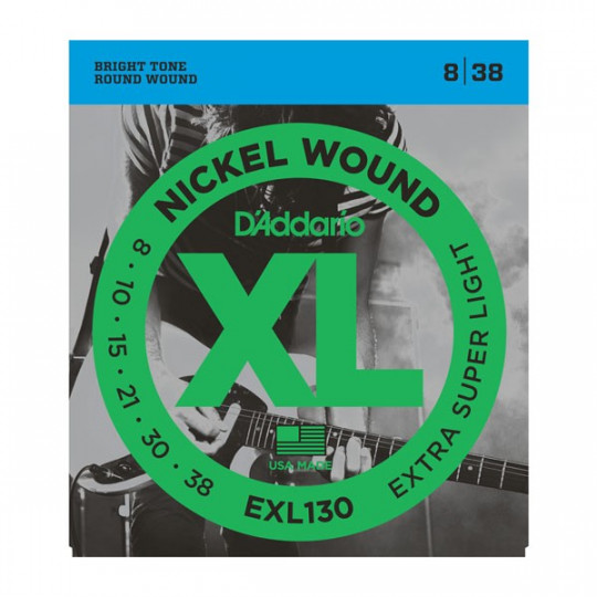 D'Addario EXL130 - struny pro elektrickou kytaru