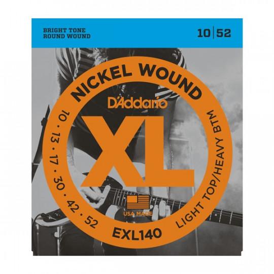 D'Addario EXL140 - struny pro elektrickou kytaru