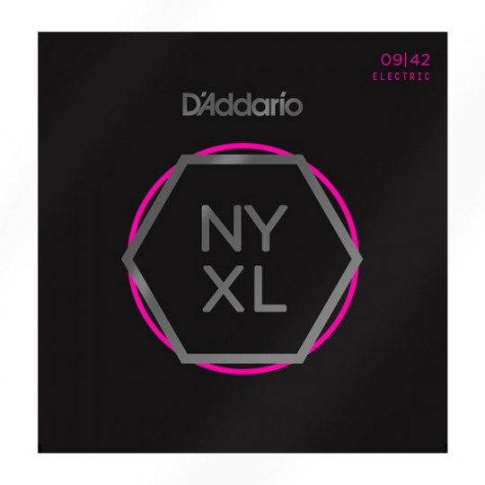 D'Addario NYXL0942 - struny pro elektrickou kytaru