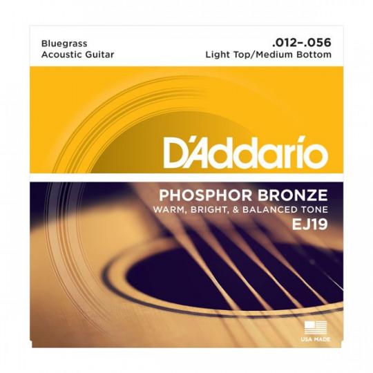 D'Addario EJ19 - struny pro akustickou kytaru