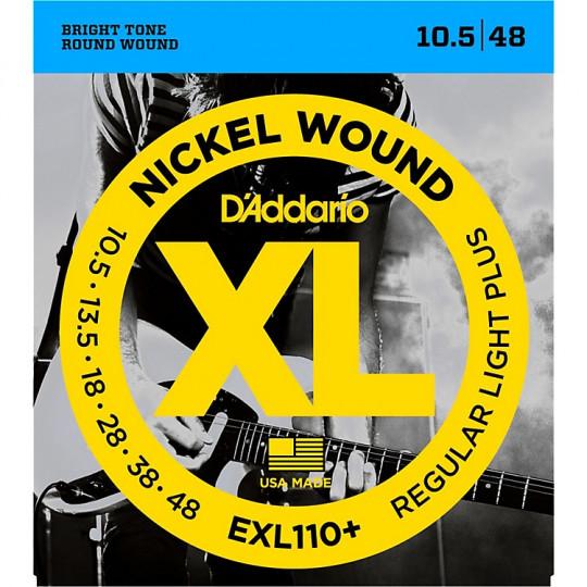 D'Addario EXL110+ - struny pro elektrickou kytaru