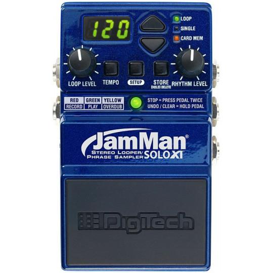 DIGITECH JML SOLO XT - Jam Man Solo looper