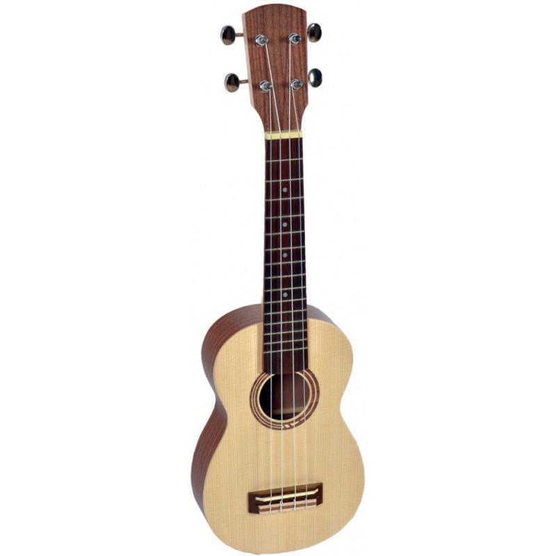 Mihai Hora W1175 - sopranové ukulele ořech