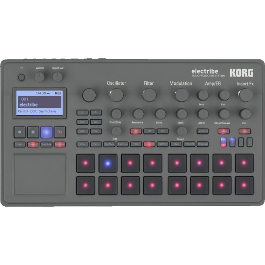 KORG Electribe - Music Production Station