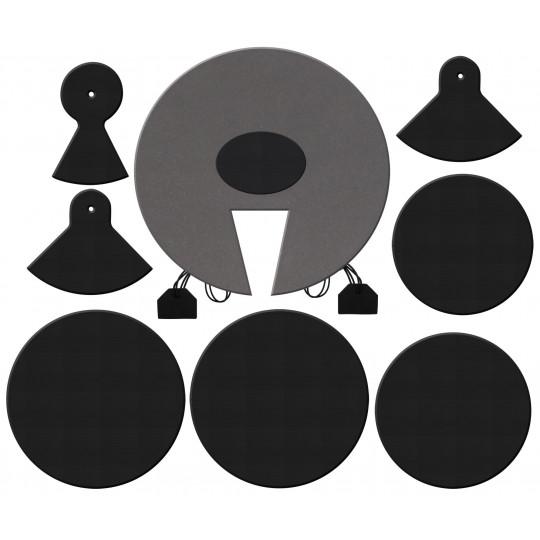 PROLINE Tlumící set pro bicí Standard