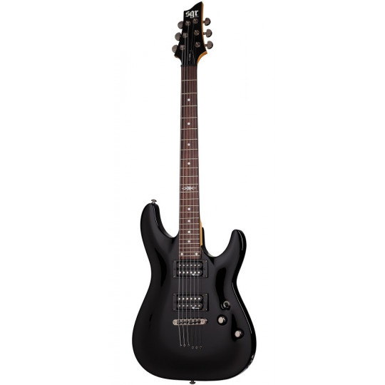 SGR by Schecter C1 BLK
