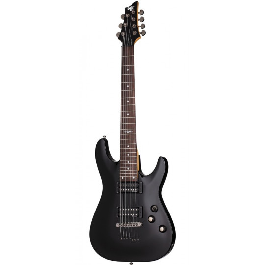 SGR by Schecter C7 BLK