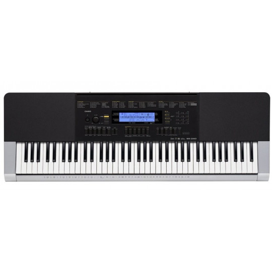 Casio WK 240 klávesy s dynamikou