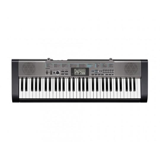 CASIO CTK 1300 - klávesy  bez dynamiky