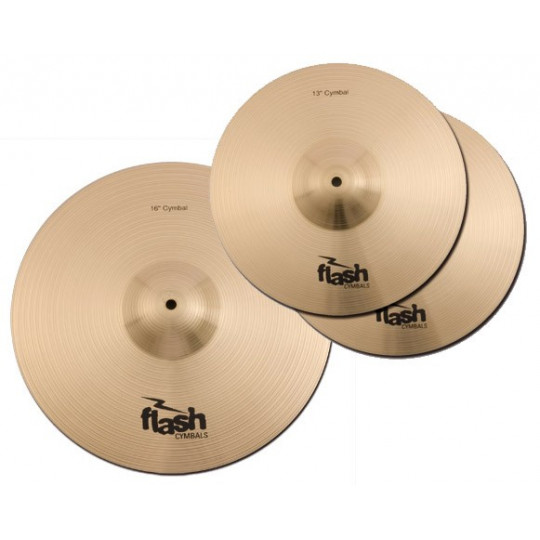 "Proline činelový set 13""Hihat 16""crash"