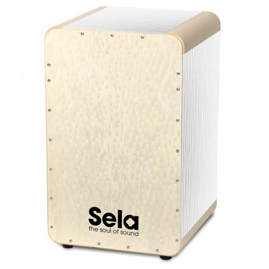 SELA Wave - White Pearl - cajon