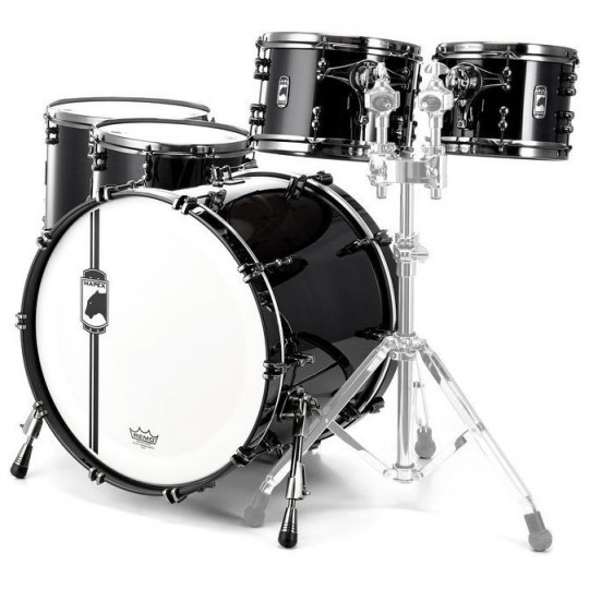 MAPEX BPNW628XFLTB - Black Panther Concept Kit Black Widow
