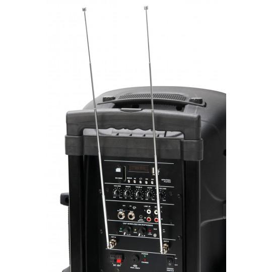PronomicAktivní box s akumulátoremMP3/BT/MIC/Headset