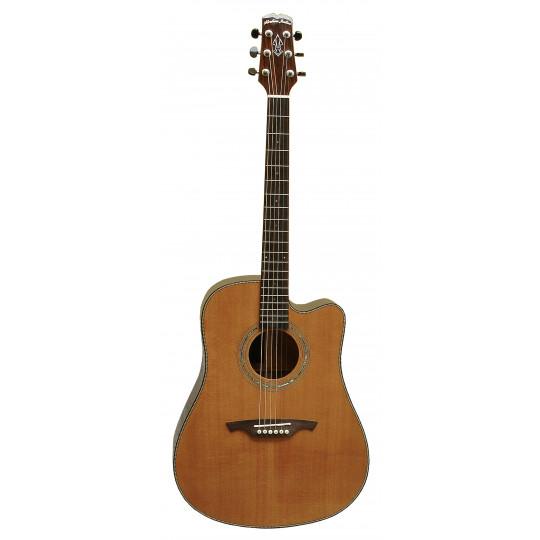 Abraham Joshua 5121SC - akustická kytara, masiv smrk