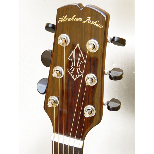 Abraham Joshua 5121CC - akustická kytara, masiv cedr