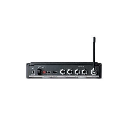 SHURE P3TERA215CL - PSM300 stereo premium monitor systém vč. SE215CL