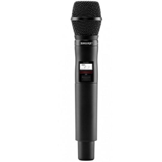 SHURE QLXD2/SM87 - QLX-D ruční vysílač s mikrofonem SM87