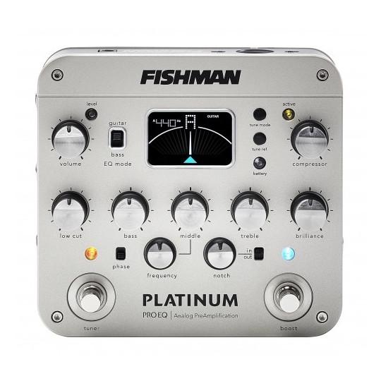 Fishman Platinum PRO EQ