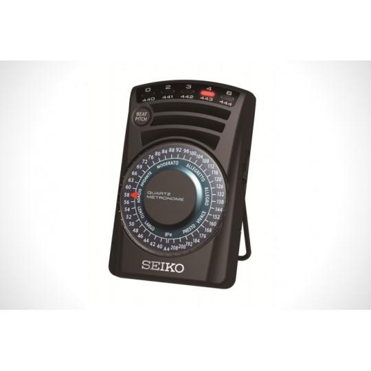 Seiko SQ60 Black - metronom