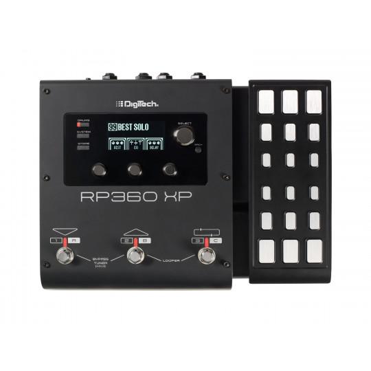 DIGITECH RP 360 XP - kytarový digitální procesor