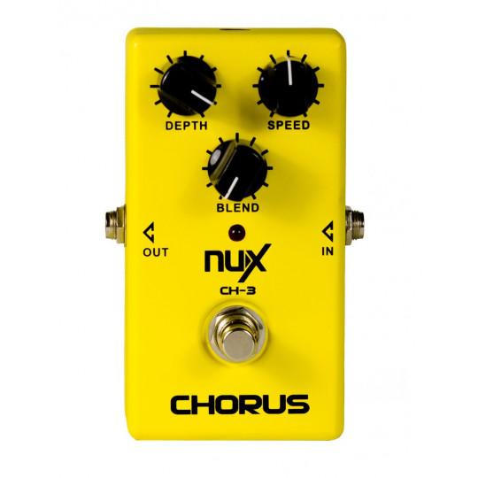 NUX CH-3 - kytarový efekt: Vintage Chorus
