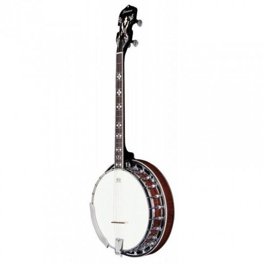 Banjo Tennessee PREMIUM, 4-strunné S pouzdrem