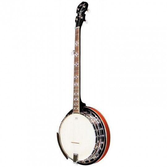 Banjo Tennessee PREMIUM, 5-strunné S pouzdrem