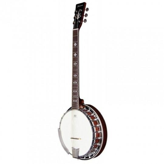 Banjo Tennessee PREMIUM, 6-strunné S pouzdrem