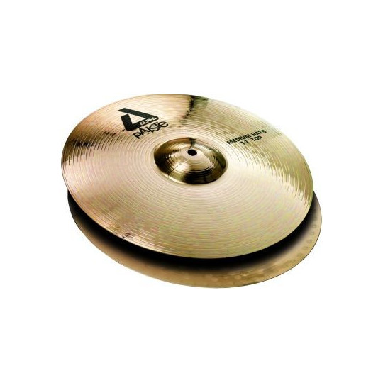 "PAISTE ALPHA ""B"" MEDIUM HI-HAT 36/14, SPODNÍ ČINEL"