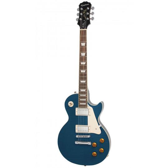 Epiphone Les Paul PlusTop PRO TRANSLUCENT BLUE
