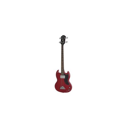 Epiphone EB-0 Bass (1 P/U) Cherry Ch Hdwe CHERRY