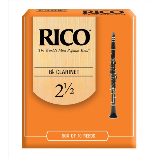 RICO RCA1025 Bb klarinet 2.5