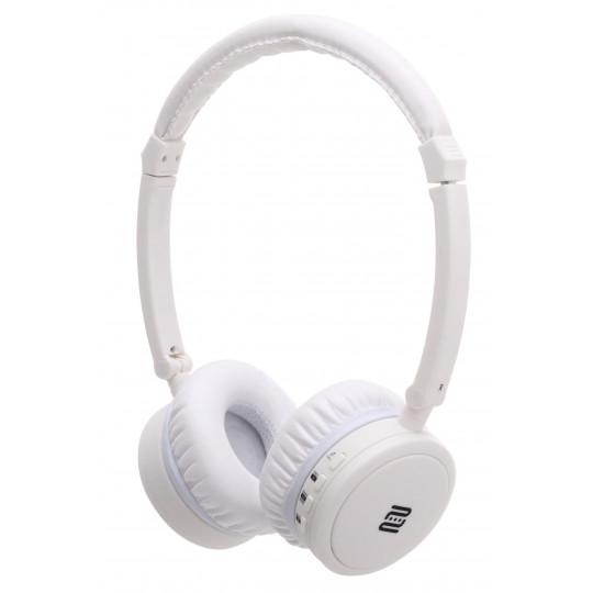 Pronomic OYK-800BTW Bluetooth sluchátka bílá