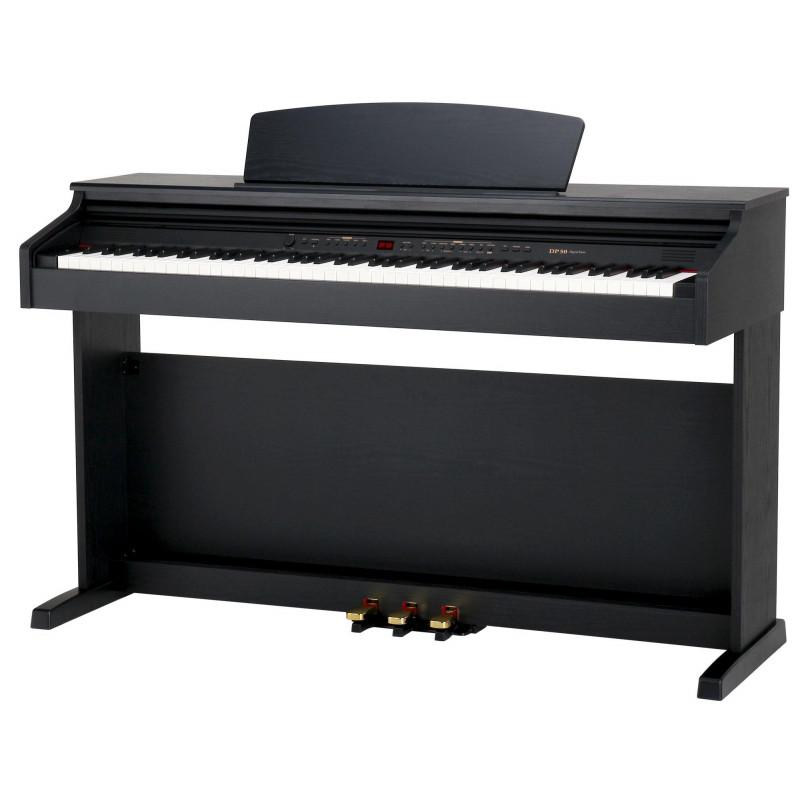 Classic Cantabile DP-50 BK - digitální piano, černý mat