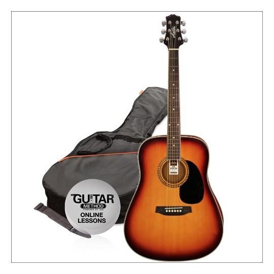 Ashton  D25 TSB Pack 2014   - kytara dreadnought