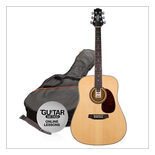 Ashton  D25 NTM Pack 2014   - kytara dreadnought