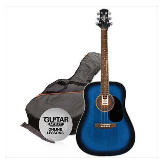 Ashton  D25 TBB Pack 2014   - kytara dreadnought