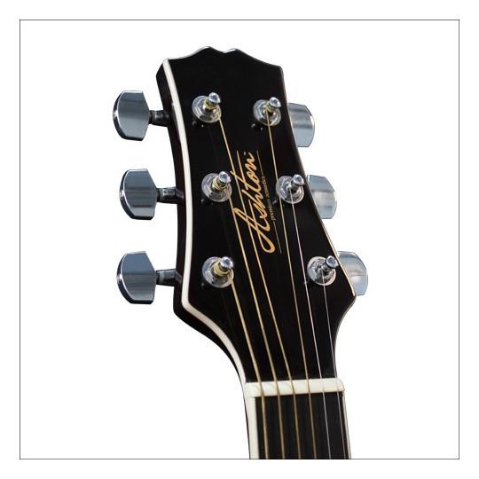 Ashton  SL 29 BK - akustická kytara slim