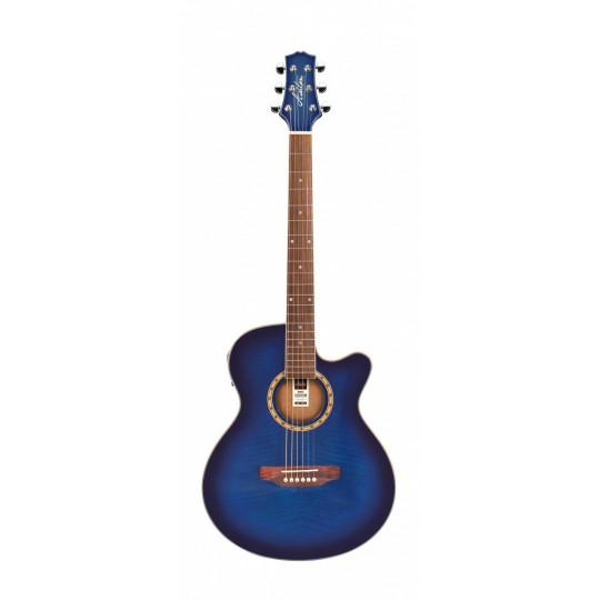 Ashton  SL 29CEQ TBB  - elektro - akustická kytara
