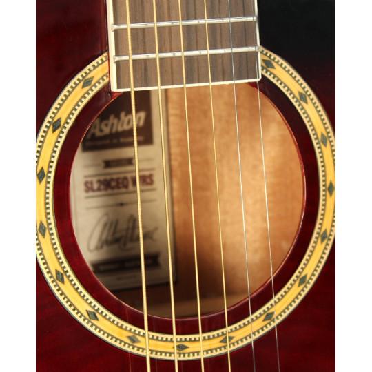 Ashton  SL 29CEQ WRS  - elektro - akustická kytara