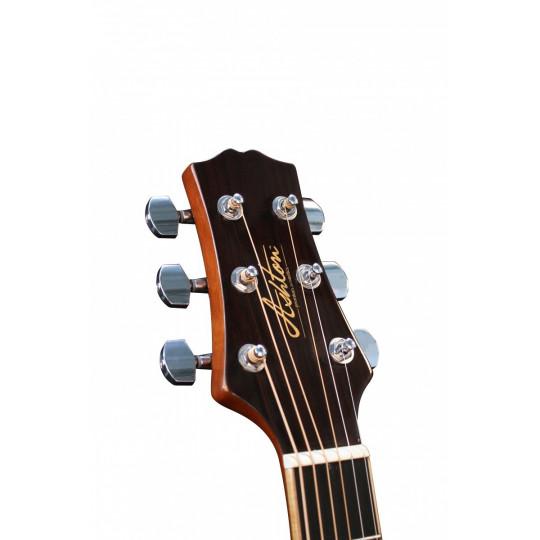 Ashton  D 25CEQ NTM  - elektro - akustická kytara