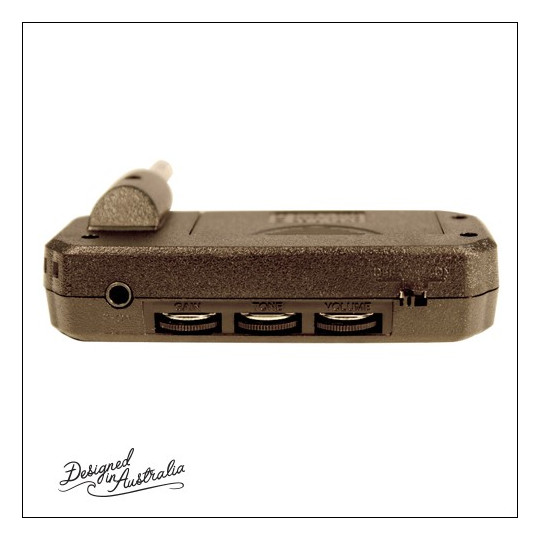 Ashton  HA 10SS Super Solo  - sluchátkový předzesilovač