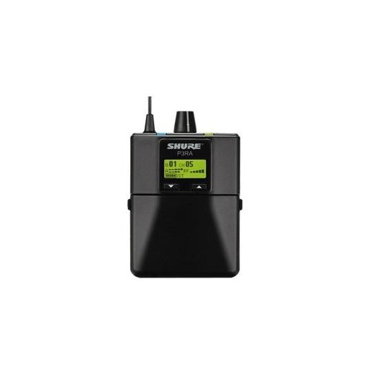 SHURE P3RA - premium bezdrátový přijímač/bodypack