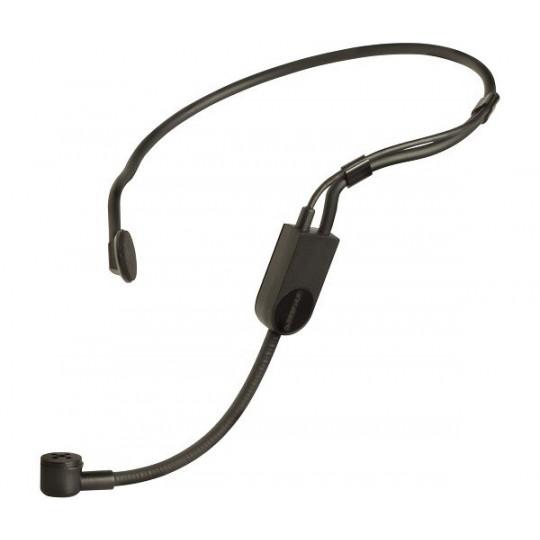SHURE PGA31-TQG - náhlavní mikrofon, černý (M)