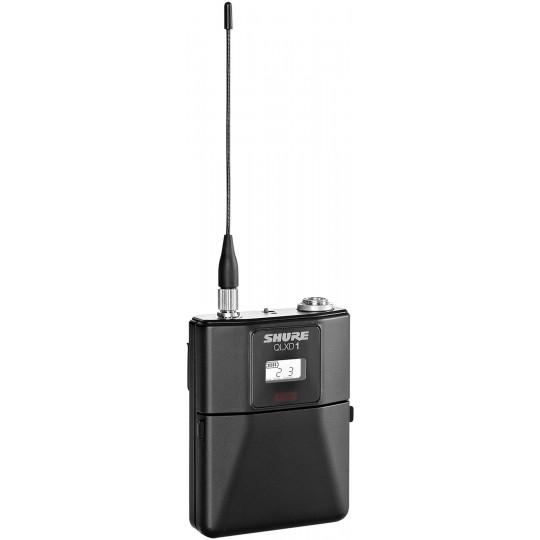 SHURE QLXD1 - QLX-D bodypack vysílač