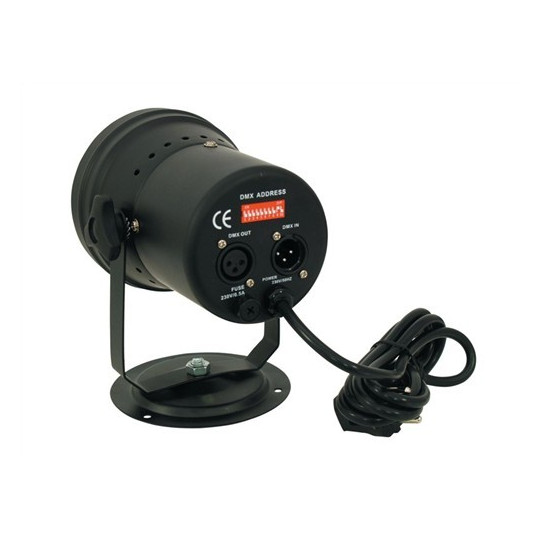 Eurolite LED PAR 36 černý