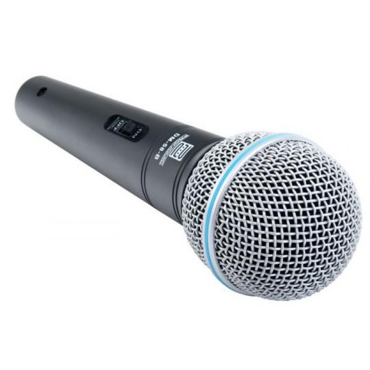 Pronomic DM-58-B mikrofon dynamický zpěvový
