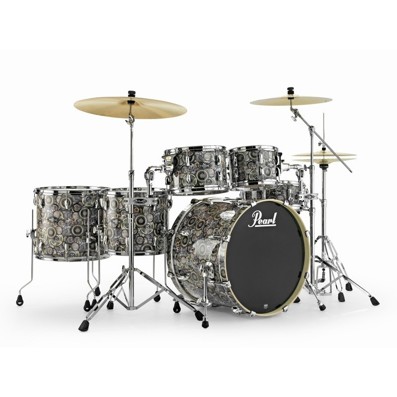 PEARL Vision VBA Artisan II Time Mashine Ltd.