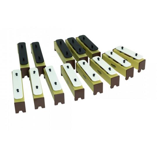 GOLDON - Plastový chime bar 10ks (11530)