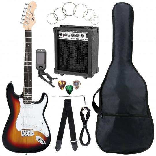 McGrey Rockit  ST-Complete Sunburst - kytarový set